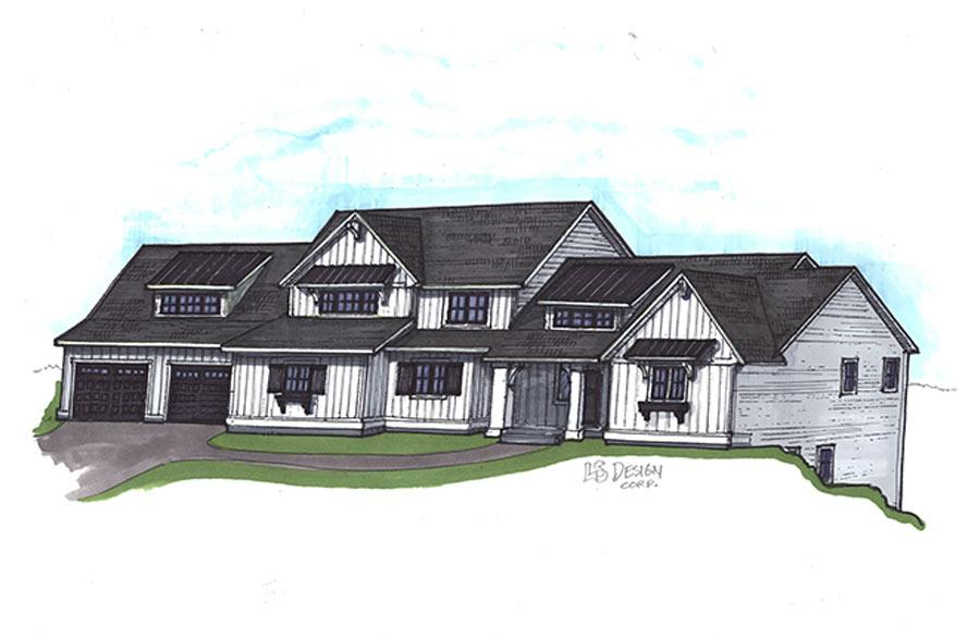 2014 Spring Parade of Homes - Lake Summerwood Rendering